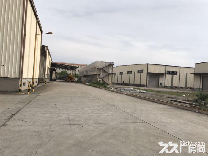 新浜镇,新牡丹路,附近全单层物流仓储厂房出租有物流营业执照-图(2)