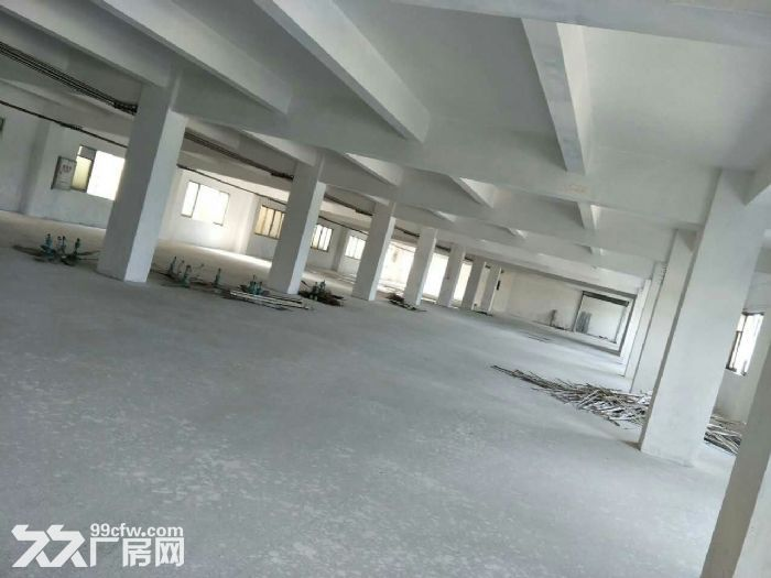 横栏永兴大型工业区10000平方精装修独门独院厂房出租-图(1)