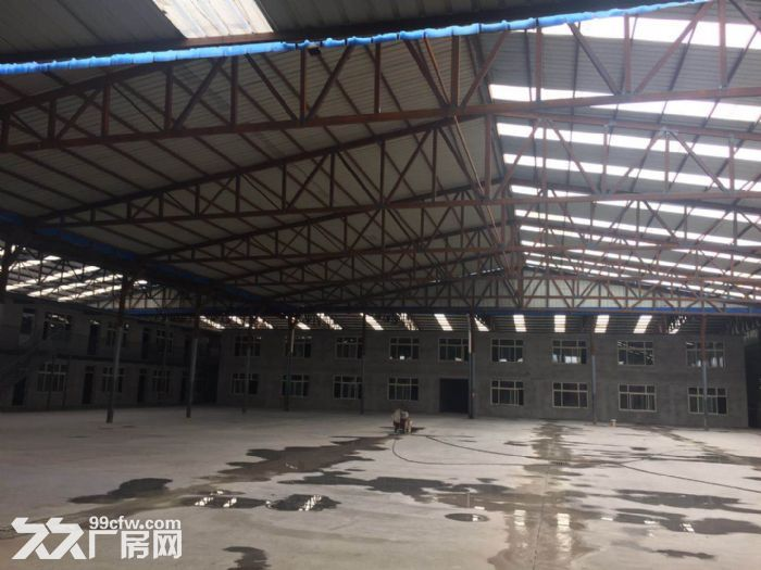 东丽区外环线津汉桥500米处优质厂房出租-图(2)