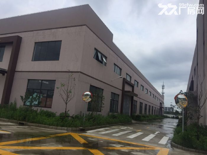 好消息好消息徐泾附近新出独门独院标准厂房-图(2)