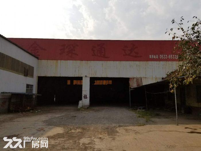 周村正阳路高速下路口厂房出租-图(1)