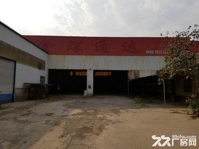 周村正阳路高速下路口厂房出租-图(2)