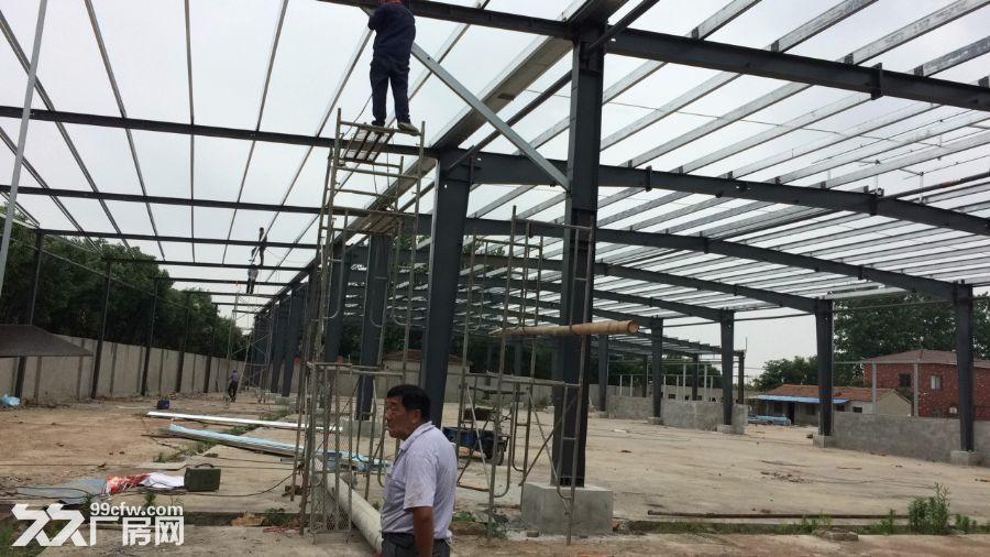 3000平方全新钢结构厂房出租-图(4)
