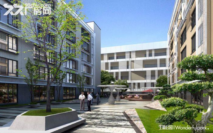 创新型园区,对外招商150到1200方,园区配套齐-图(1)