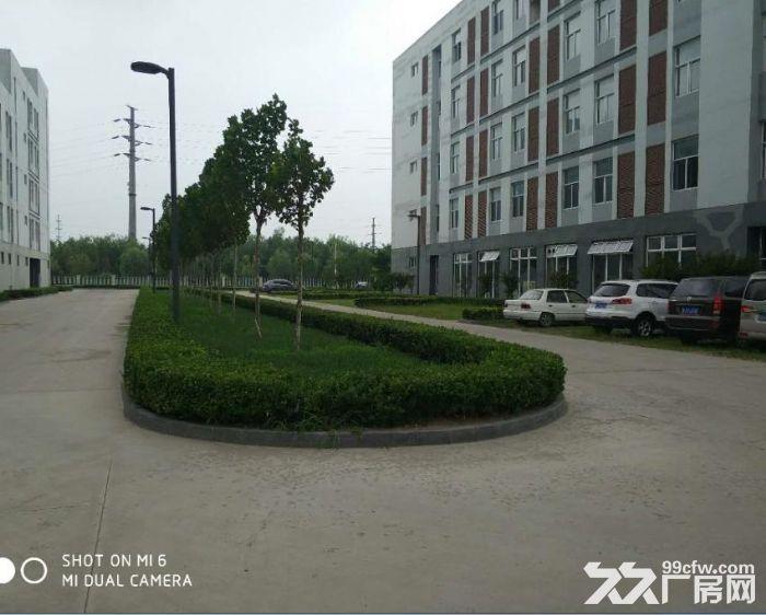 天津京津科技谷127774平米企业独栋出租-图(3)