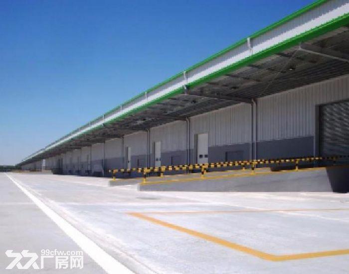 北辰陆路港物流园10万平米丙二类高台库出租-图(1)