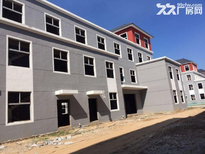 桑子店新材料产业园,錱茂齐鲁科技城,工业综合用地厂房,1327平,400平独院-图(2)