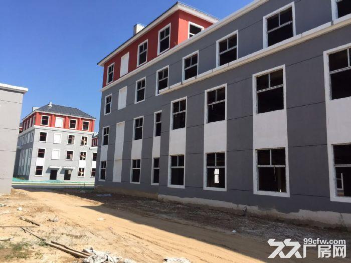 桑子店新材料产业园,錱茂齐鲁科技城,工业综合用地厂房,1327平,400平独院-图(3)