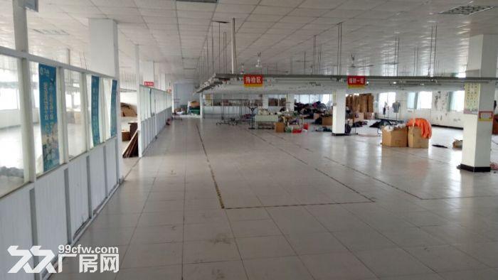 武进湖塘三楼标准厂房1600方带有一部独立2吨货梯-图(1)