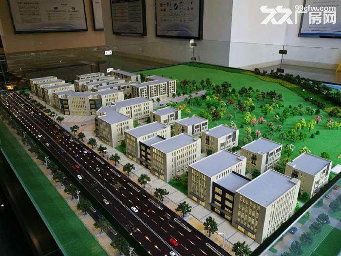 〖50年独立产权〗完善的运营模式独栋双拼厂房首层7米出售-图(4)