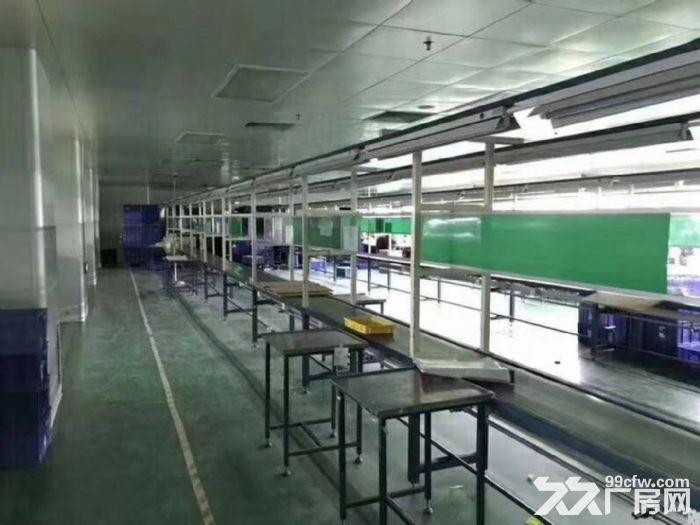 新出塘厦蛟乙塘花园厂房现成装修配电800千伏-图(1)