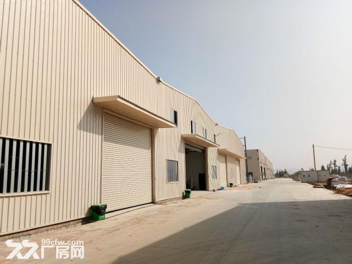 全新框架厂房3600平租12元/平仅剩一栋-图(2)