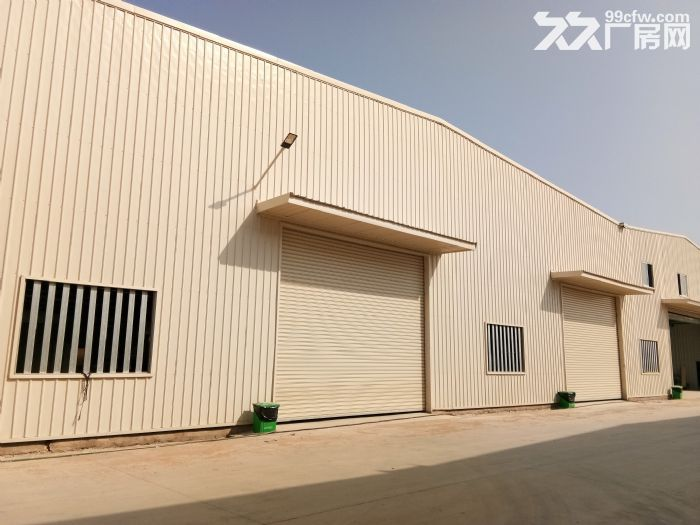 全新框架厂房3600平租12元/平仅剩一栋-图(3)