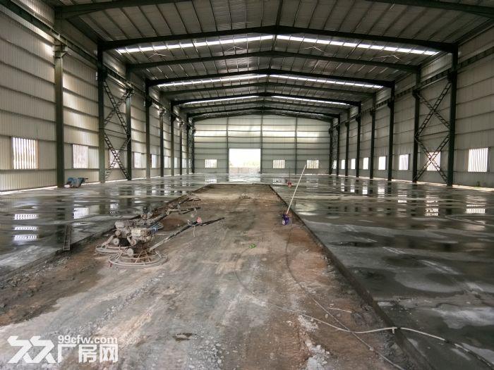 全新钢架厂房3600平12元/平独门独院行业不限-图(1)