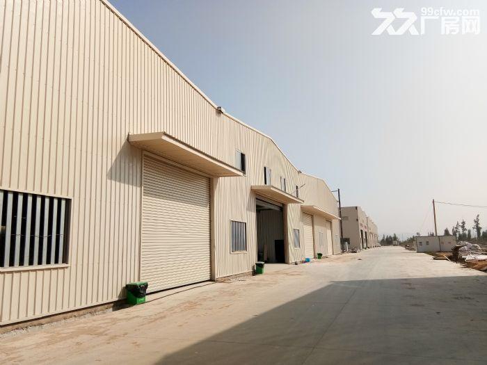 全新钢架厂房3600平12元/平独门独院行业不限-图(4)