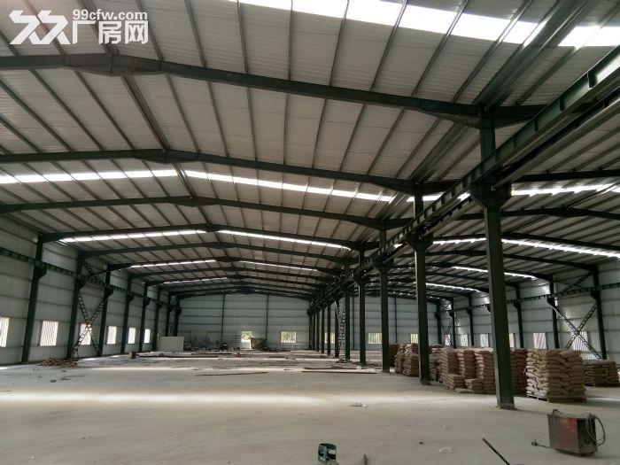 全新钢架厂房3600平12元/平独门独院行业不限-图(3)