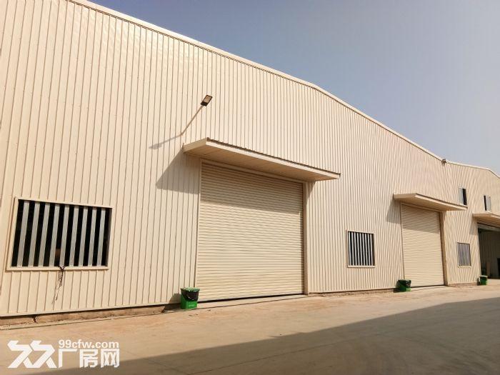 全新钢架厂房3600平12元/平独门独院行业不限-图(5)