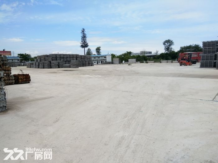 双流西航港双华路旁20000平米建渣土地出租-图(1)