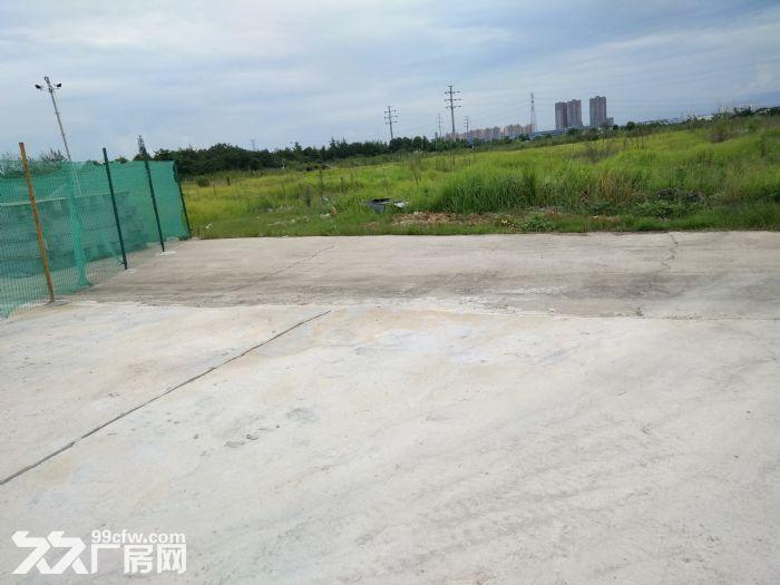 双流西航港双华路旁20000平米建渣土地出租-图(4)