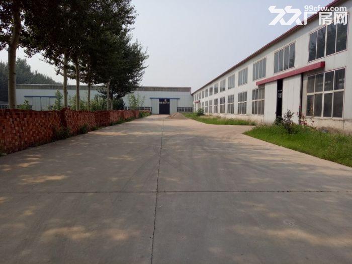 三河7000平米库房+精装修办公楼出租-图(3)