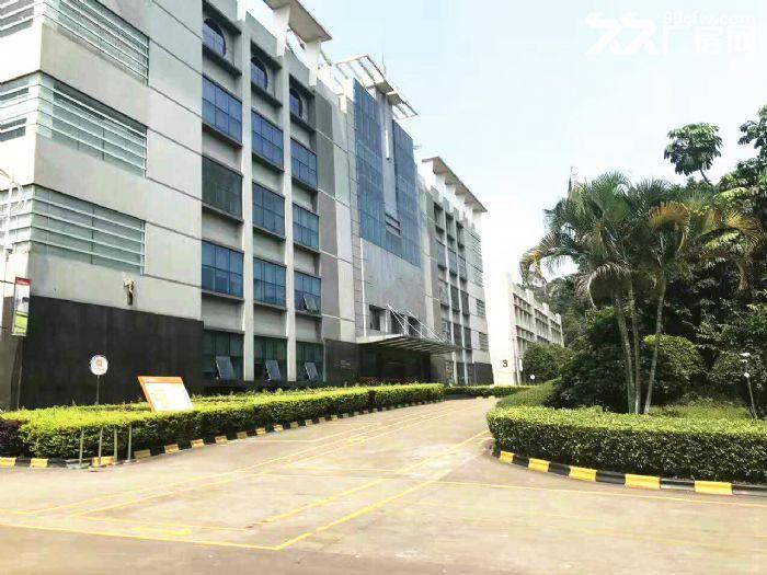 工业园分租1600方有房产证排污证及环评污染行业可进驻-图(1)