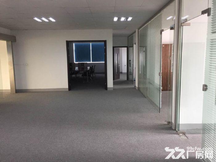 松江工业区1300平厂房出租可环评可近大车-图(1)