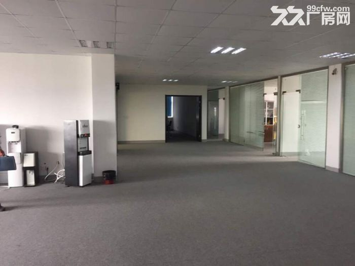 松江工业区1300平厂房出租可环评可近大车-图(2)