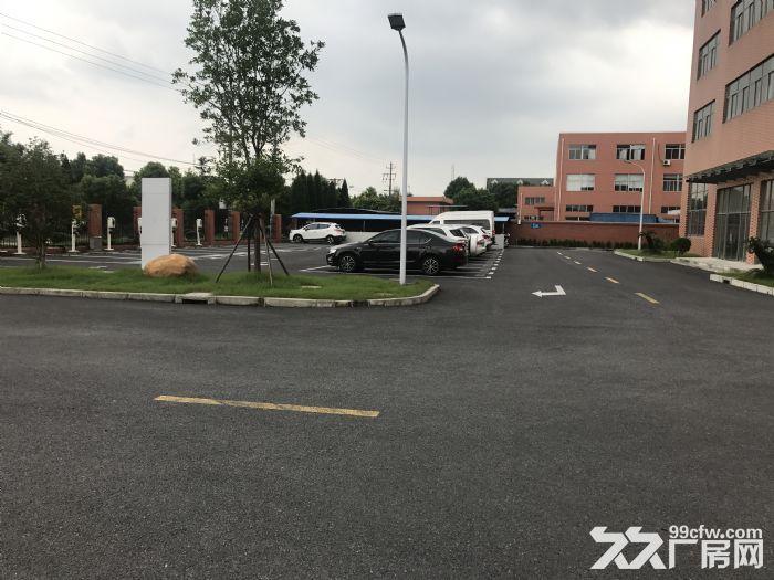 松江工业区1300平厂房出租可环评可近大车-图(6)