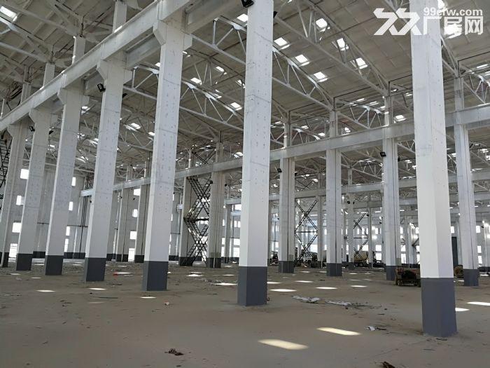阳山独院30000平米全新重型机械厂房出租场地很大-图(1)