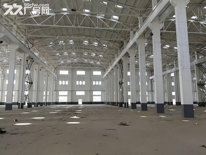 阳山独院30000平米全新重型机械厂房出租场地很大-图(2)