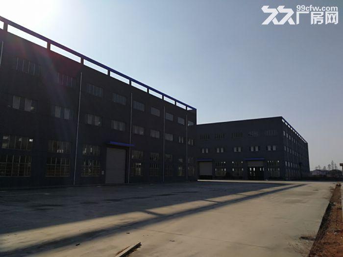 阳山独院30000平米全新重型机械厂房出租场地很大-图(4)