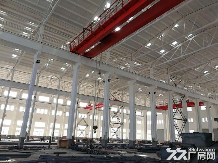 阳山独院30000平米全新重型机械厂房出租场地很大-图(6)