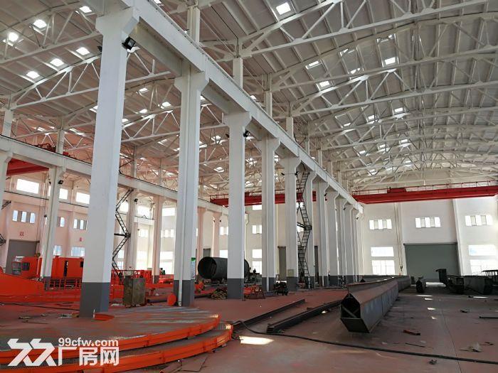 阳山独院30000平米全新重型机械厂房出租场地很大-图(8)