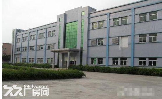 高端产业园独栋厂房13500平方带红本上市公司必选-图(1)