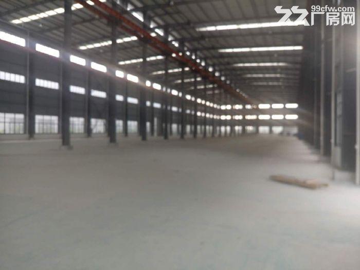 单层带行车厂房,有喷淋,有环氧地坪,租仓储和加工-图(2)