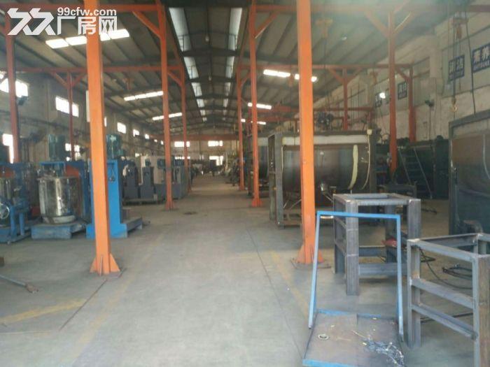 清溪北环路新出混钢结构钢构厂房1800平高10米-图(5)