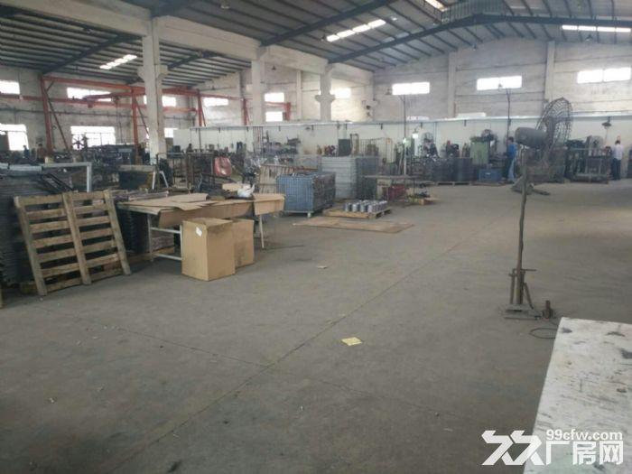 清溪北环路新出混钢结构钢构厂房1800平高10米-图(4)