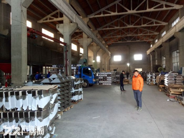 洛阳镇独立一栋标准机械厂房920方带办公可架行车-图(1)
