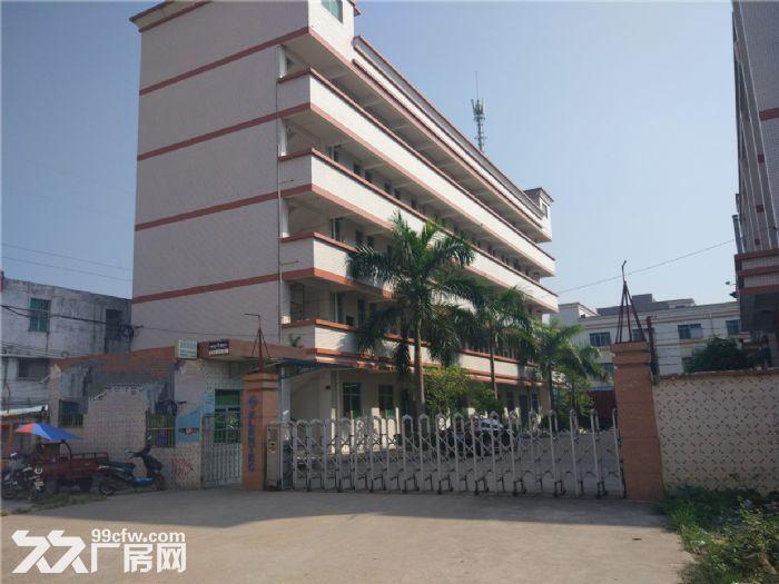独院标准厂房4000平米出租-图(2)