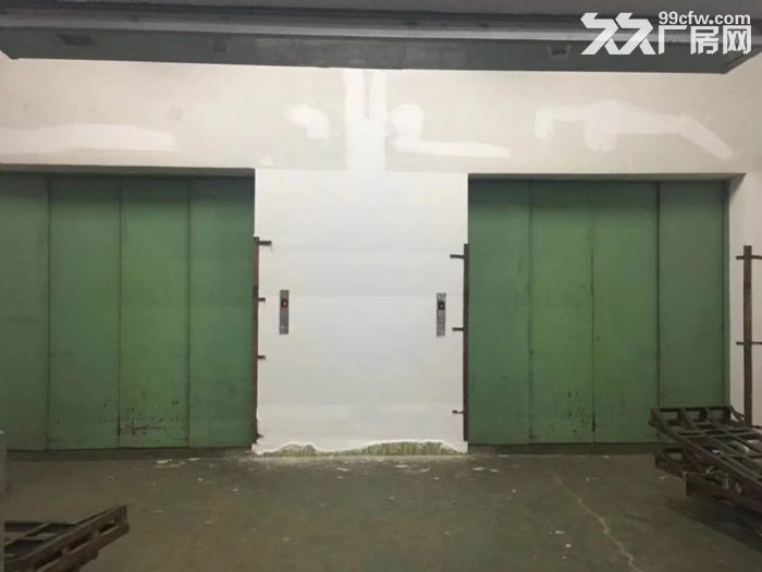 东涌市南路边18000方标准厂房出租,交通便利-图(4)
