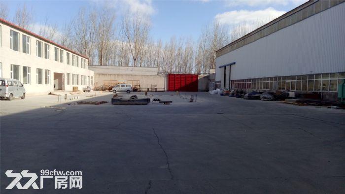 北京周边7000平米库房出租-图(1)