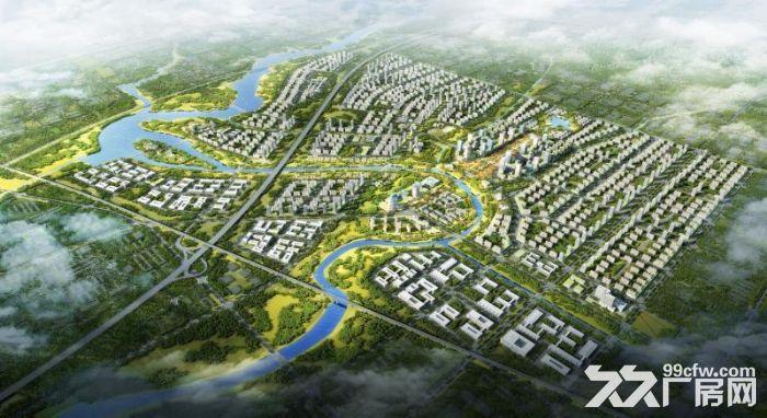 租厂房不如买地建厂房江门国家级新区土地30出售-图(1)