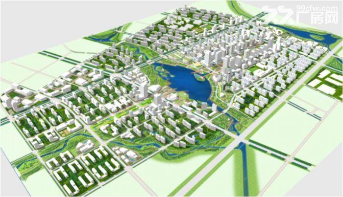 租厂房不如买地建厂房江门国家级新区土地30出售-图(2)