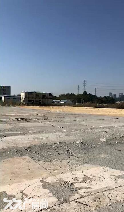 番禺南村金山大道边4万平方米硬化土地出租,交通便利,黄金地段-图(3)