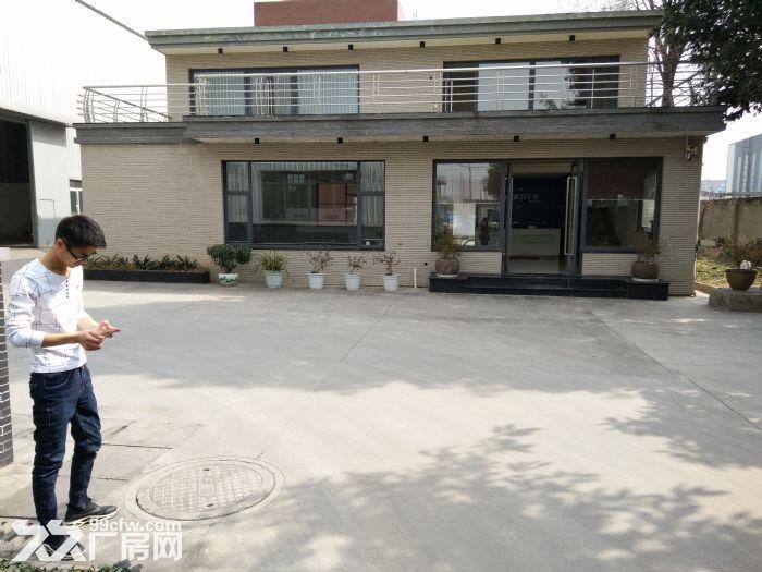 双流西航港工业园1400平米双证齐全有环评钢结构厂房出租-图(2)