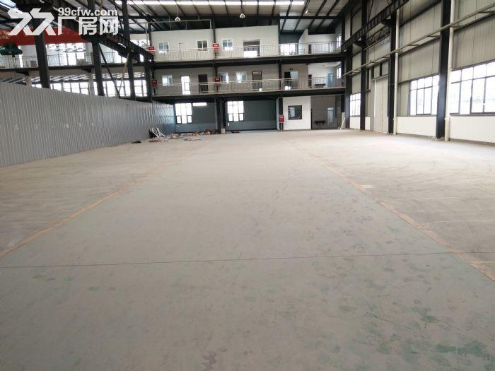 双流西航港工业园1400平米双证齐全有环评钢结构厂房出租-图(3)
