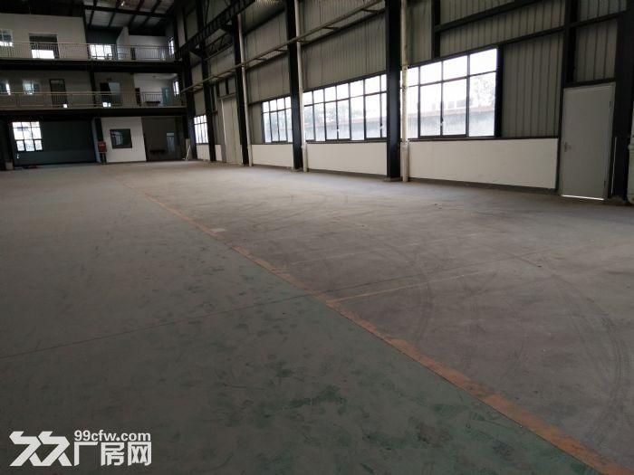 双流西航港工业园1400平米双证齐全有环评钢结构厂房出租-图(4)