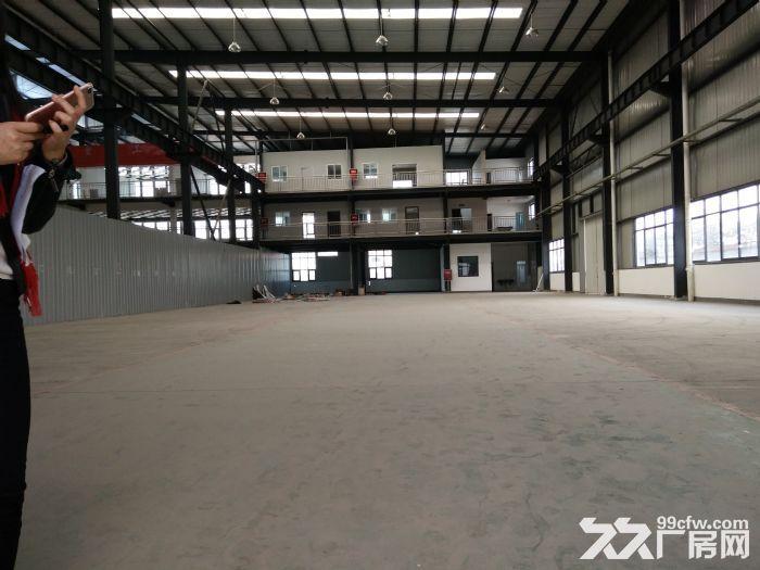 双流西航港工业园1400平米双证齐全有环评钢结构厂房出租-图(5)