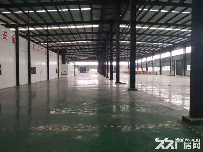 双流西航港工业园4000平米有环评标准地坪漆厂房出租-图(1)