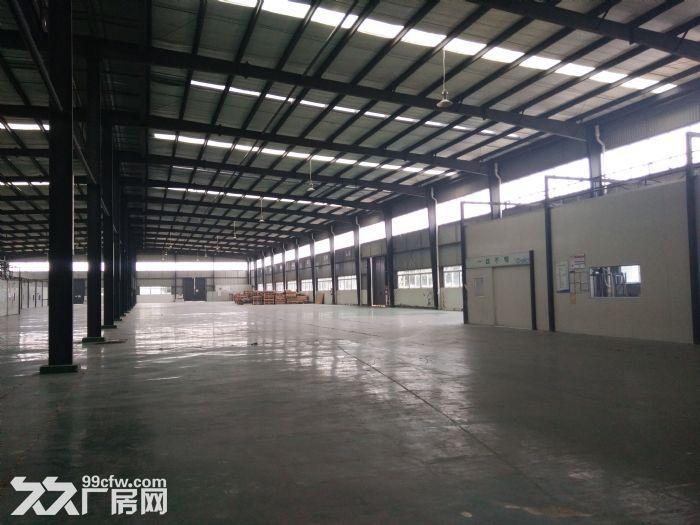 双流西航港工业园4000平米有环评标准地坪漆厂房出租-图(2)